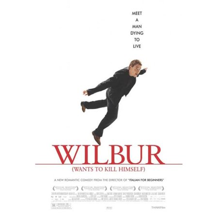 Posterazzi MOVCB05863 Wilbur Wants to Kill Himself Movie Poster - 27 x 40 in. - image 1 of 1