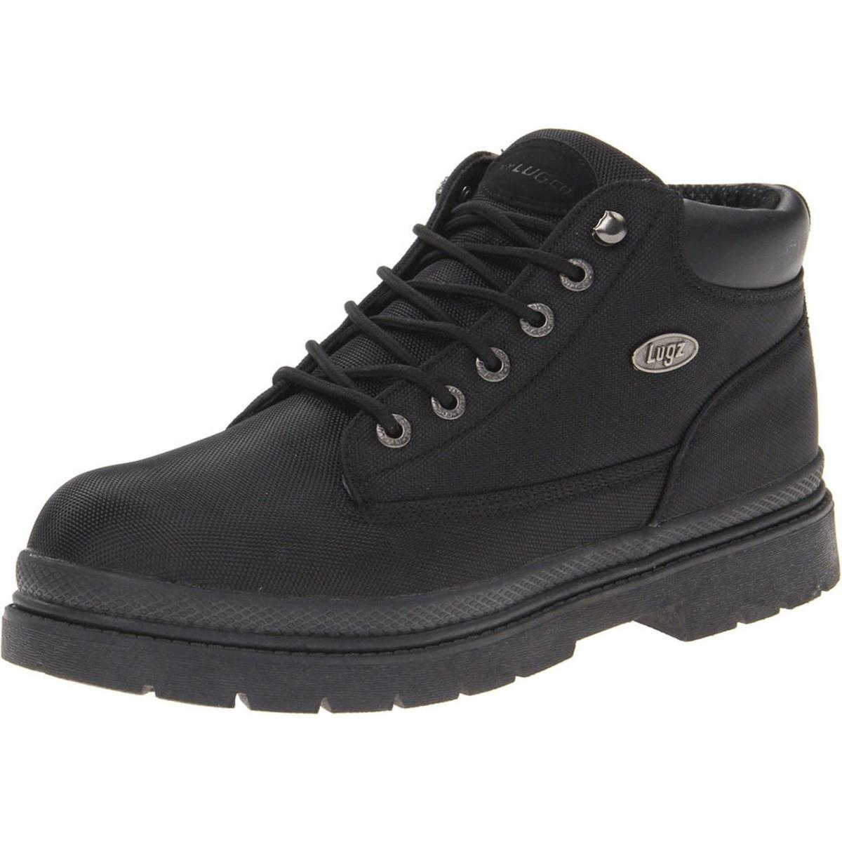 Click here to buy Lugz Drifter Ballistic Mens Black Boots by Lugz.
