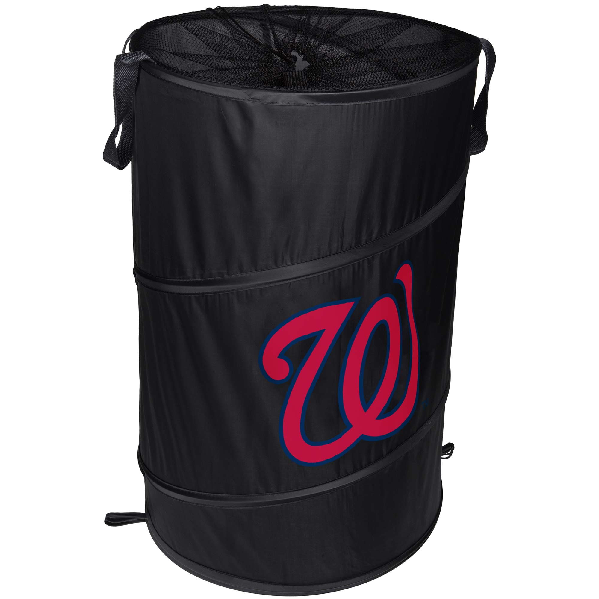 Washington Nationals Cylinder Pop Up Hamper - No Size