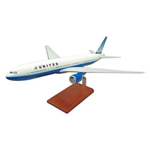 Daron Worldwide Boeing B777-200 United Model Airplane