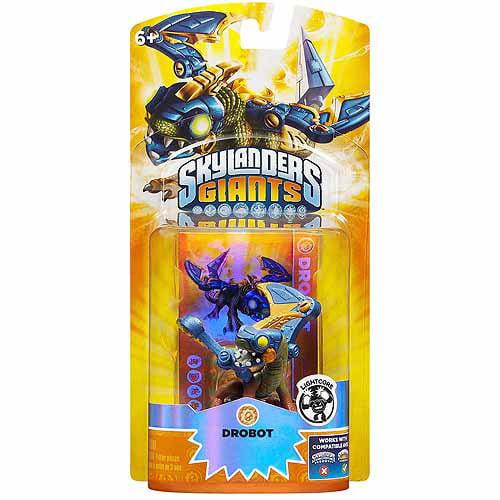 Skylanders Giants: Lightcore - Drobot (Universal)