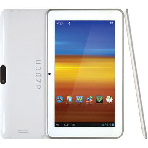 "Azpen 7"" Tablet 8GB Memory Dual Core"
