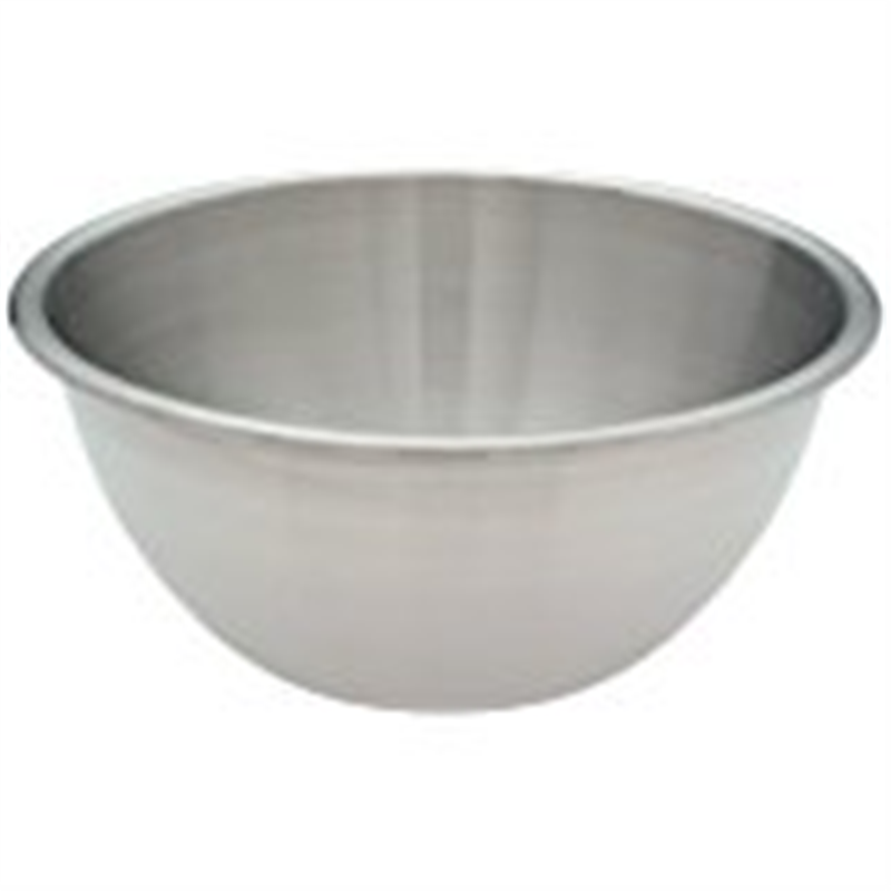 Amco 3-Quart Stainless Steel Mixing bowl by Focus Foodservice LLC