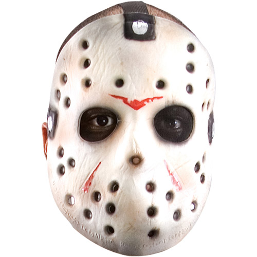 Jason Mask Adult Halloween Accessory