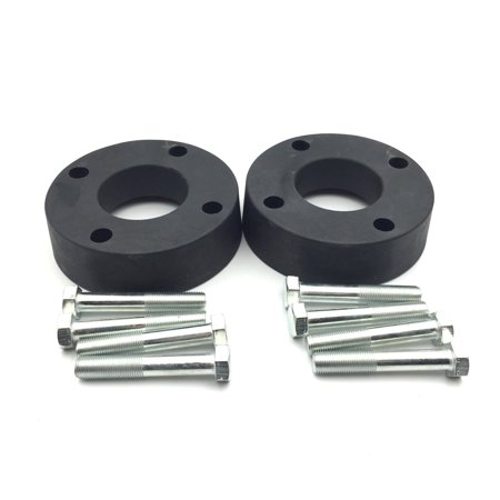 HTT-MOTOR Motorcycle Black Heavy Duty Light Weight Urethane ATV 1.5 inch 4/101 Wheel Spacers For Kawasaki KLT 100/160/185/200 Polaris Big Boss Magnum Scrambler Trail