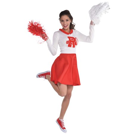 Cheerleader From Grease (Grease Rydell Cheerleader Adult)