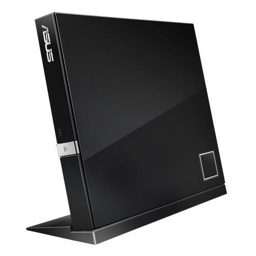 Asus SBC-06D2X-U External Blu-ray Reader DVD-Writer Black-SBC-06D2X-U BLK G AS by ASUS