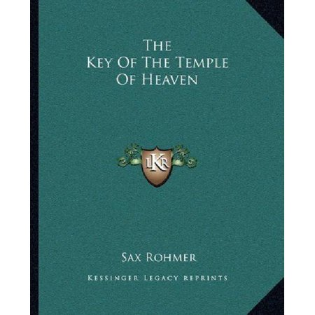 The Key of the Temple of Heaven - image 1 of 1