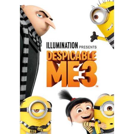 Despicable Me 3 (Vudu Digital Video on Demand)