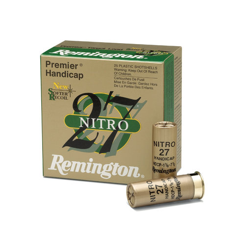 Remington STS 12-Gauge Nitro Handicap