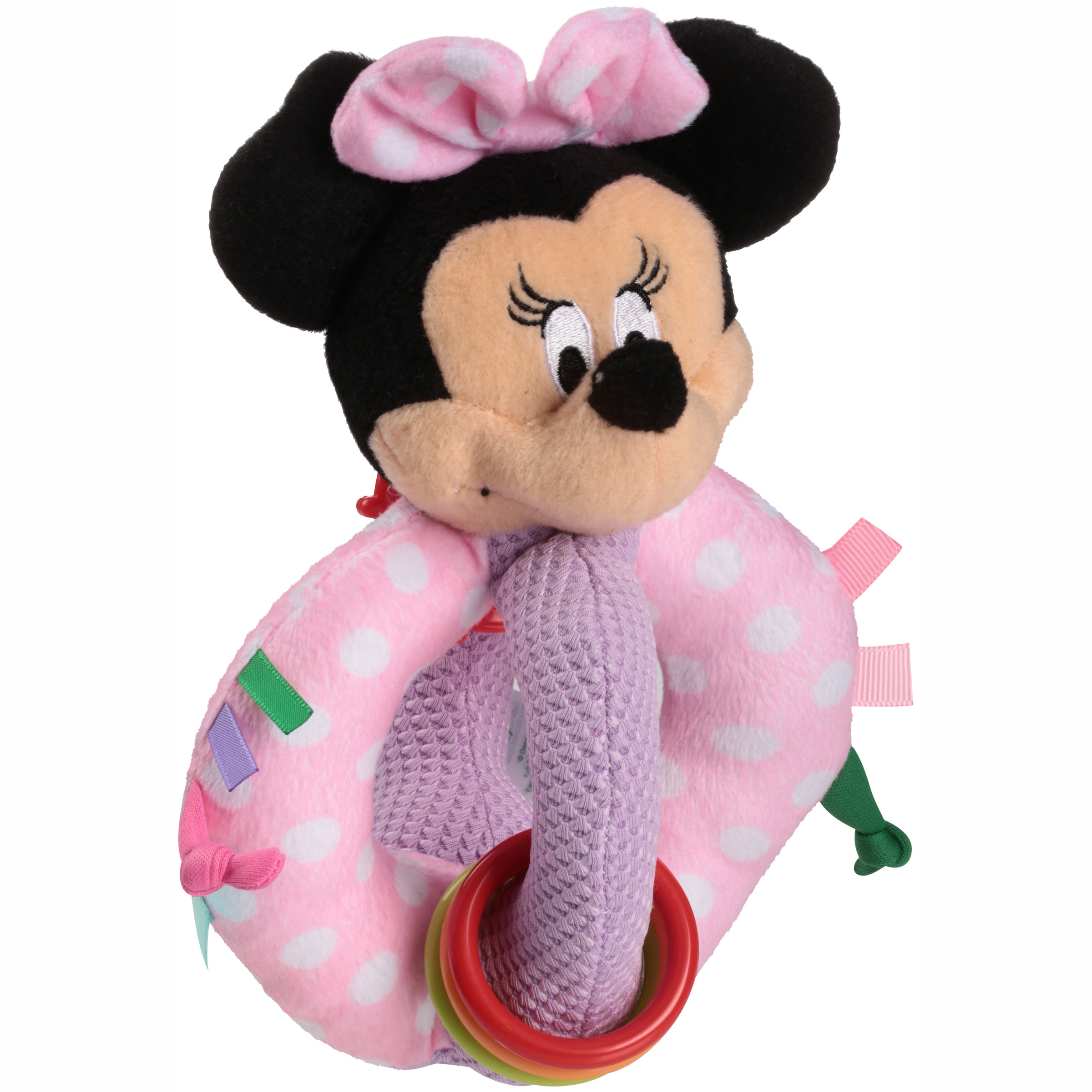 Disney Baby Minnie Mouse Baby Toy