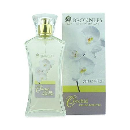 Bronnley Orchid Eau de Toilette 50ml 1.7oz