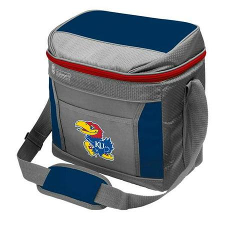 - University of Kansas Jayhawks 16 Can Cooler