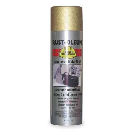 Spray Paint, Metal Gold, 15 oz. RUST-OLEUM