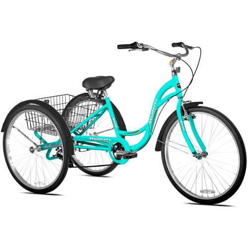 Kent Monterey Trike, Aqua