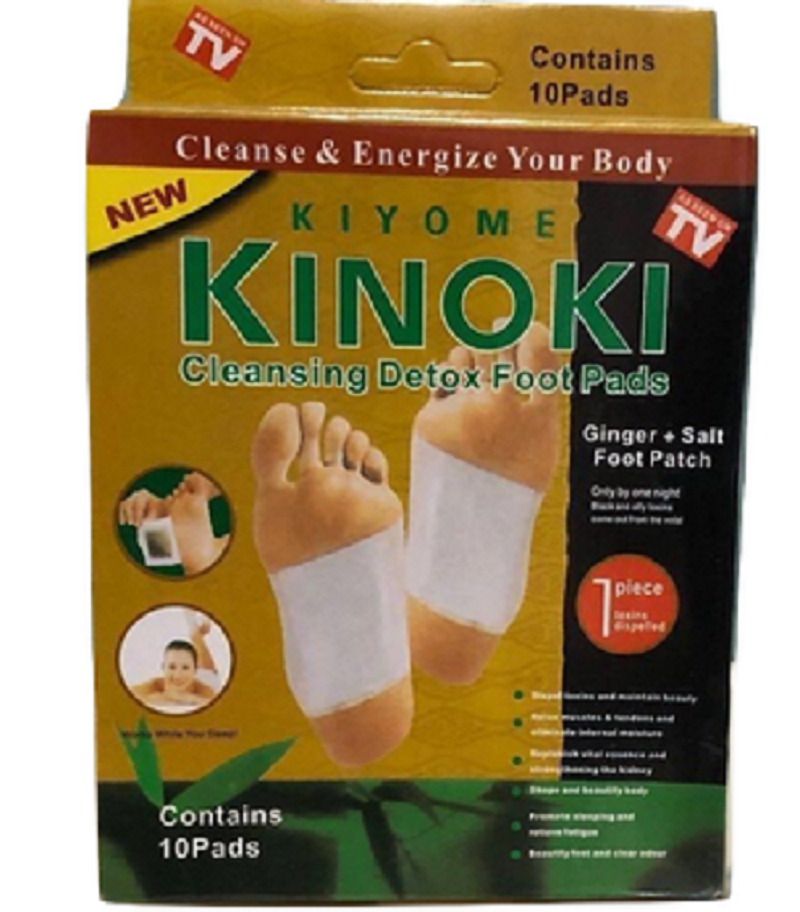 detoxifiant kinoki