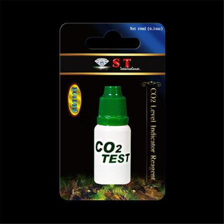 S. T.  International Aquarium CO2 Level Indicator