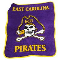 Logo Brands NCAA Team Mascot Throw