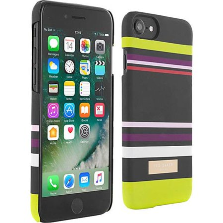 Ted Baker Leather Case (ted baker 42592 stairway stripe case for iphone 7 6 & 6s)
