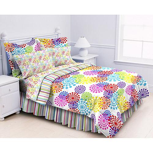 Prism Multi Complete Bed in a Bag Bedding Set
