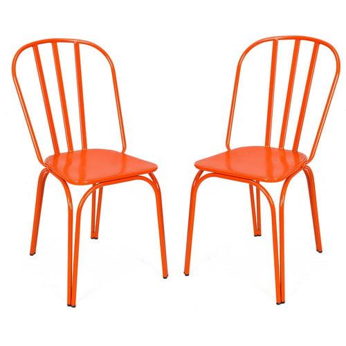 Adeco Trading Side Chair Set Of 2 Walmart Com