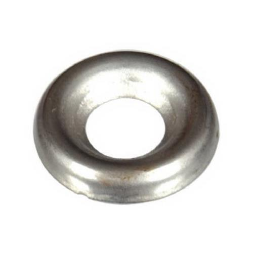 Hillman Fasteners 830754 Finishing Washers, #8 Countersunk, Stainless Steel, 100-Pk. - Quantity 1