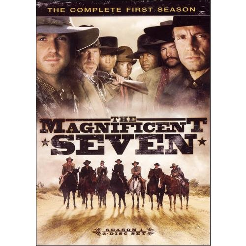 The Magnificent Seven: The Complete First Season (Full Frame)