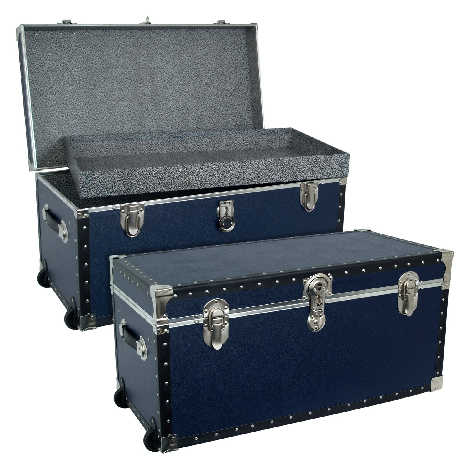 Base Oversized Trunk - Blue
