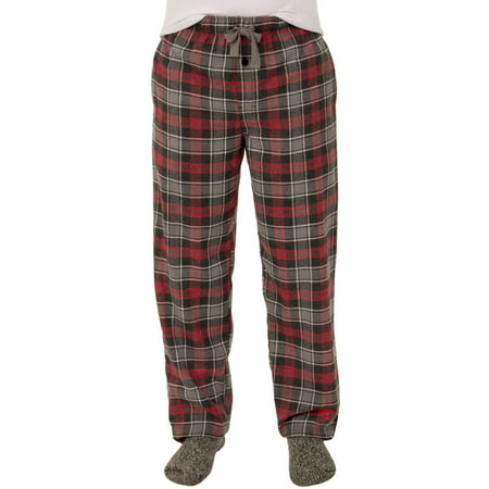 Autumn Flannel Autumn Flannel - Fruit of the Loom Men's Flannel Sleep Pant