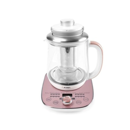 Aroma Professional AWK-701 Nutri Kettle, 1.5L, Pink