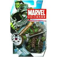 Marvel Universe Series 12 World War Hulk Action Figure