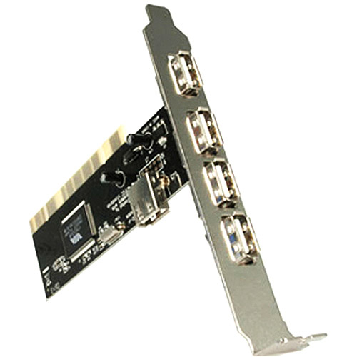 StarTech.com PCI420USB USB Adapter Card