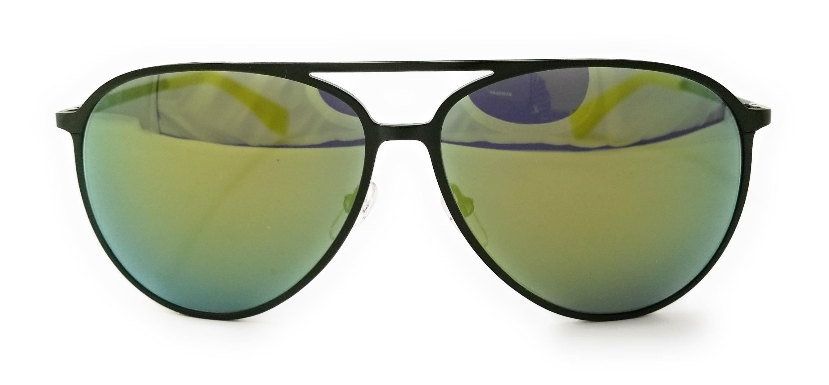 3fc4e041af7 Lacoste - LACOSTE Sunglasses L179S 315 Satin Green Aviator Unisex 59x13x140  - Walmart.com