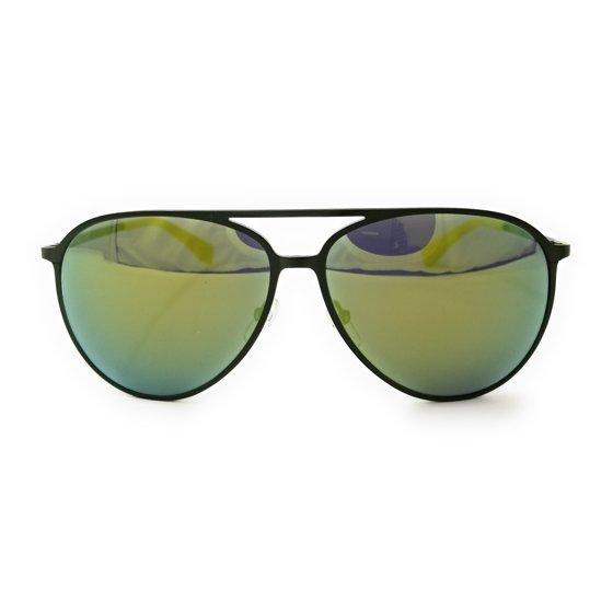 3d10d835e5b Lacoste - LACOSTE Sunglasses L179S 315 Satin Green Aviator Unisex ...