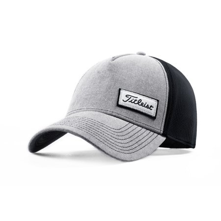 Titleist Golf West Coast Oxford Cap Black Small Medium Hat - Walmart ... e6b425cc74c