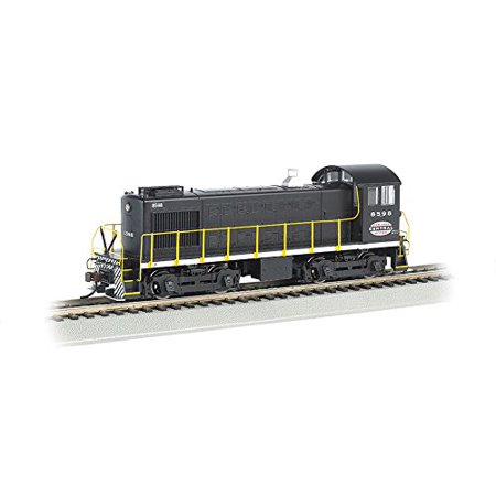Bachmann 63110 HO Scale ALCO S4 New York Central # 8598 - DCC Ready Diesel Locomotive