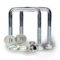 Tie Down Engineering U-Bolt 1/2X2-1/16X4-13/16 2/Cd 86383
