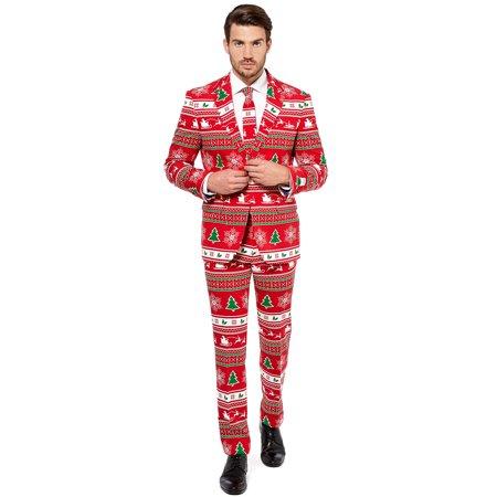 Winter Wonderland Costume (OppoSuits Men's Winter Wonderland Christmas)