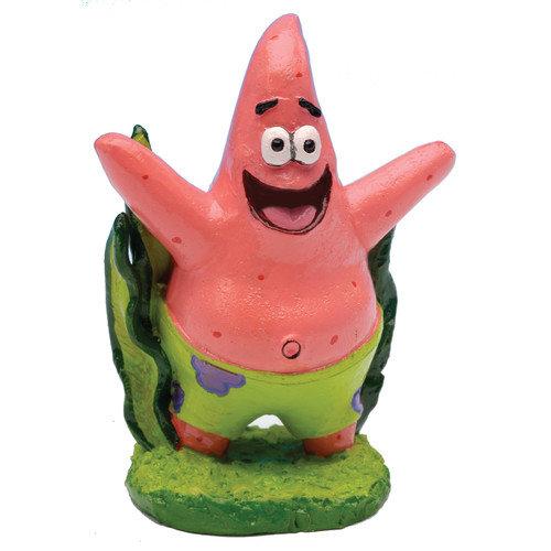 Penn Plax Nickelodeon SpongeBob SquarePants Patrick Mini Resin Ornament (Set of 3)