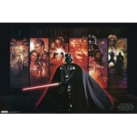 Star Wars Poster Amazing Collage New 24x36