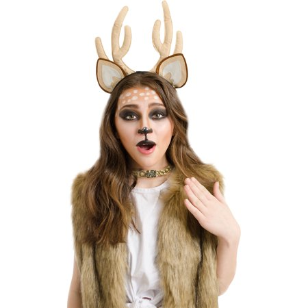 Papillion Accessories Oh Deer Halloween Costume Kit for Women, 2