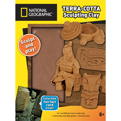 Terra Cotta Sculpting Clay