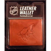 NHL Phoenix Coyotes Official Leather Billfold Wallet
