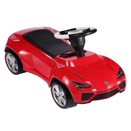 Lamborghini Urus Licensed Ride On Push Car   Red