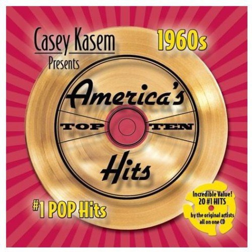 Casey Kasem Presents America's Top Ten: 1960's #1 Pop Hits (CD)