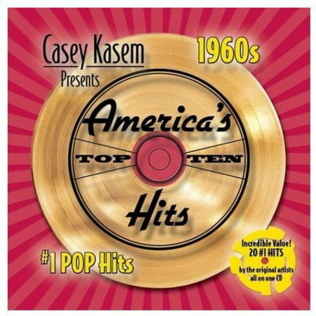 Casey Kasem Presents America's Top Ten: 1960's #1 Pop Hits