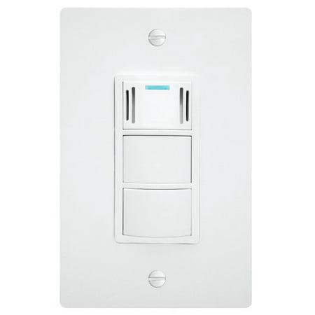 Panasonic Switch (Panasonic FV-WCCS2-A WhisperControl Polypropylene Bath Fan Switch)