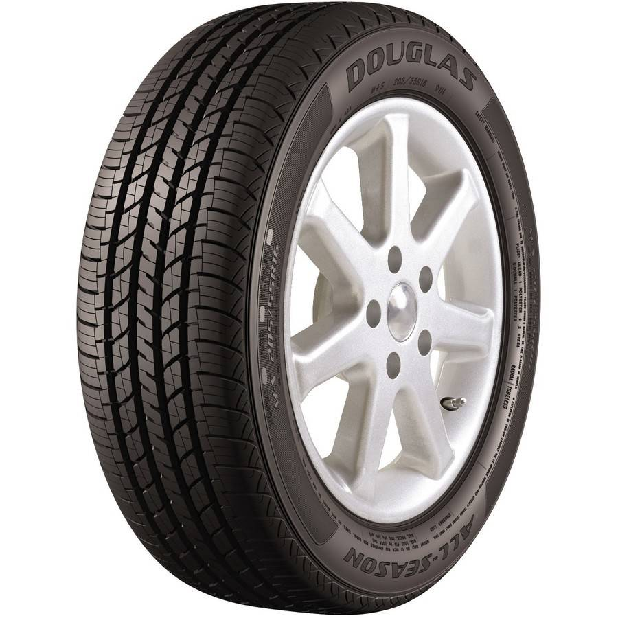 Douglas All-Season Tire 195/70R14 91S SL