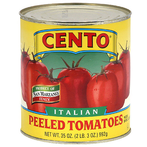 Cento Peeled Tomatoes, 35 oz (Pack of 12)