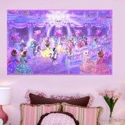 Wallhogs Princess Cats Poster Wall Mural